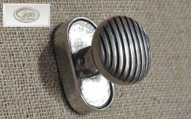 GIARA Botón de puerta Manillas para puertas Puertas y Ventanas  | Clásico