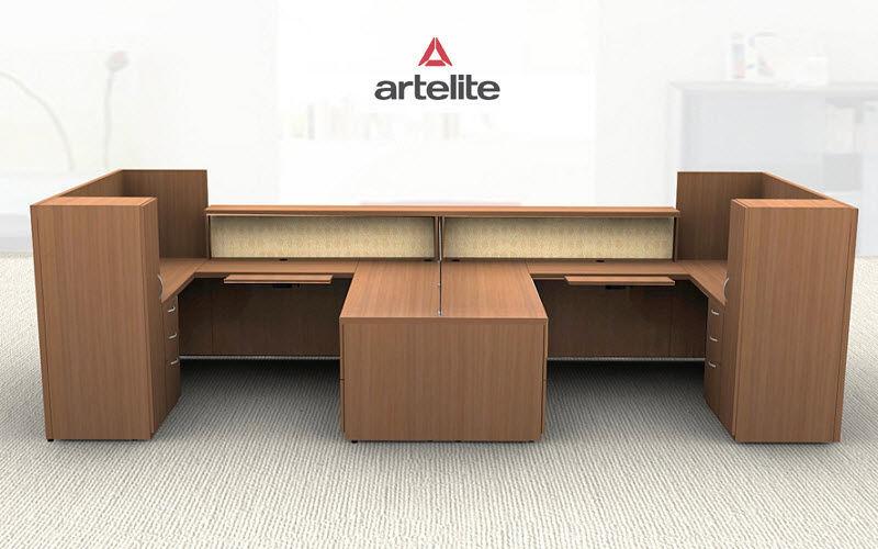 ARTELITE Mostrador de recepción Mesas y escritorios Despacho  |