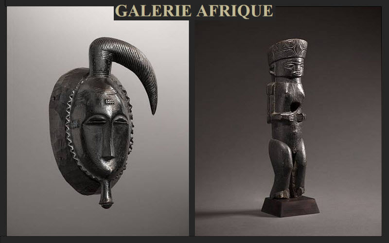 Galerie Afrique Máscara africana Máscaras Objetos decorativos   