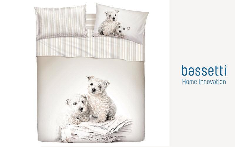 Bassetti Funda nórdica para niño Ropa de cama para niño El mundo del niño   |