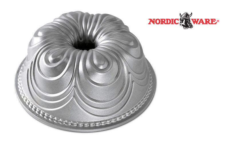 Nordicware Molde para pasteles Moldes Cocción  |