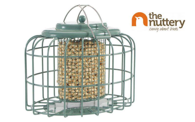 The Nuttery Comedero de pájaros Ornamentos de exterior Jardín Diverso  |