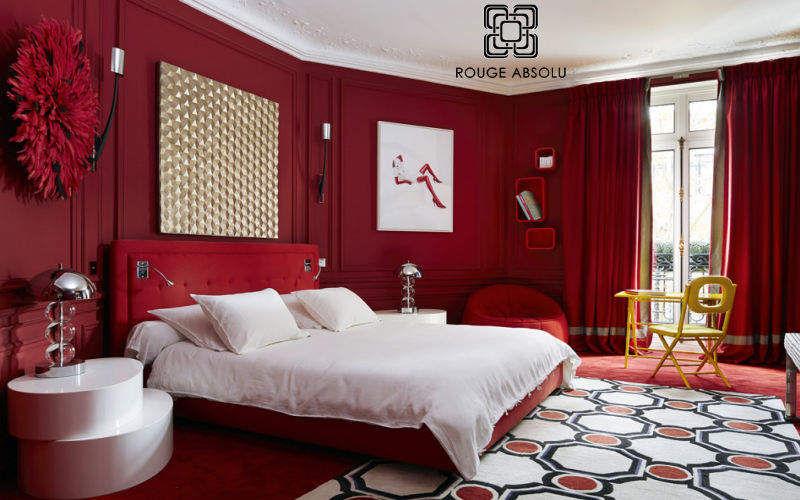ROUGE ABSOLU Realización de arquitecto Realizaciones de arquitecto de interiores Casas isoladas  |