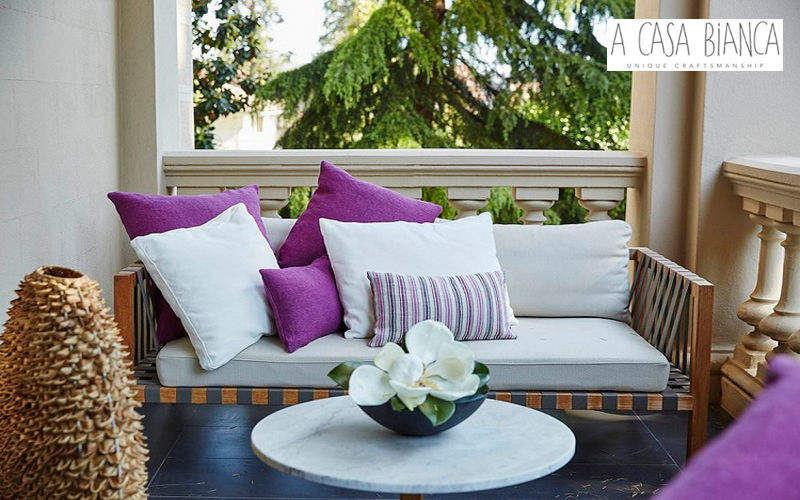 A CASA BIANCA Cojín rectangular Cojines, almohadas & fundas de almohada Ropa de Casa  |