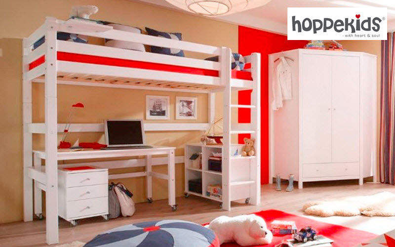 Hoppekids Litera infantil Dormitorio infantil El mundo del niño   |