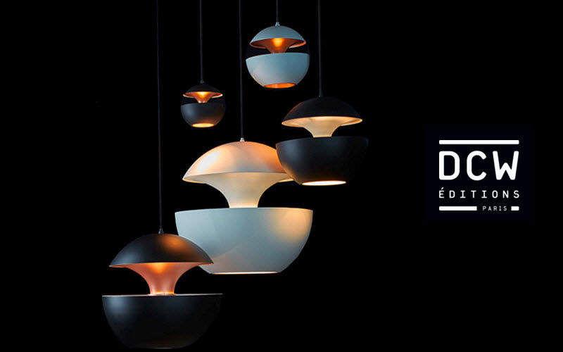 DCW EDITIONS Lámpara colgante Luminarias suspendidas Iluminación Interior  |
