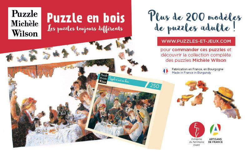 Puzzle Michele Wilson Puzzle Juego de habilidad y lógica Juegos y Juguetes  |
