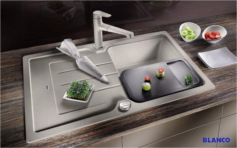 BLANCO Fregadero Fregaderos Equipo de la cocina  |