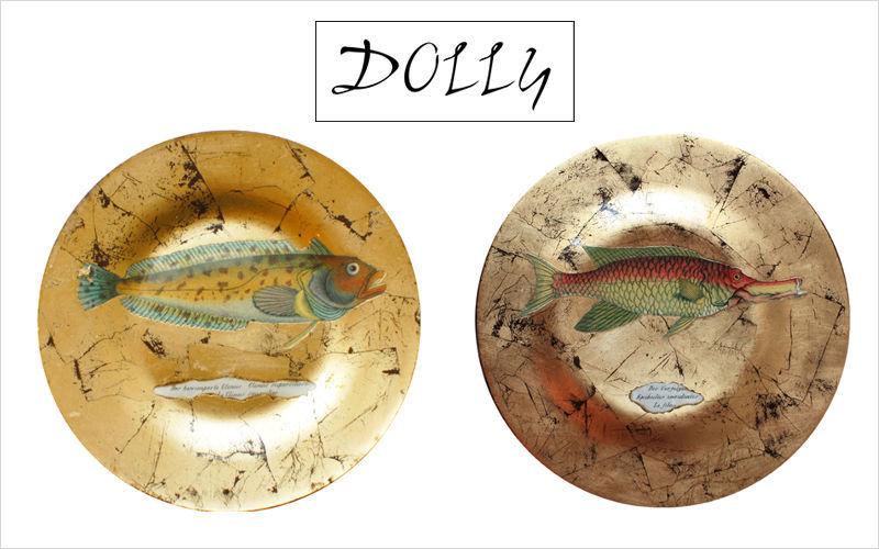 DOLLY Plato de presentación Presenta-platos Vajilla   