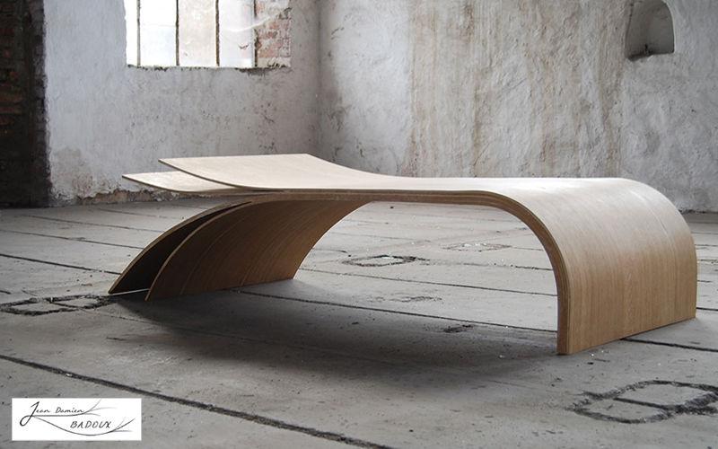 JEAN DAMIEN BADOUX Mesa de centro forma original Mesas de centro Mesas & diverso  |