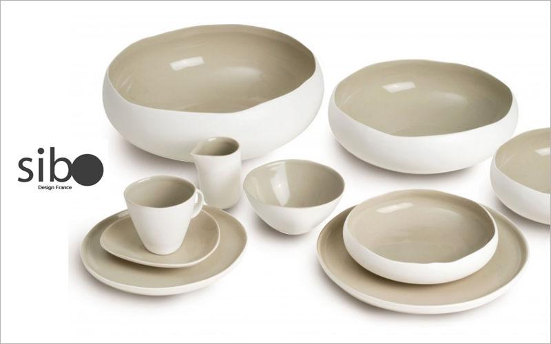SIBO HOMECONCEPT Servicio de mesa Juegos de vajilla & loza Vajilla  |