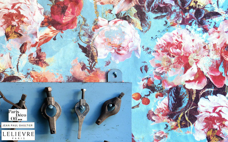 JEAN PAUL GAULTIER / Lelievre Papel pintado Papeles pintados Paredes & Techos  |
