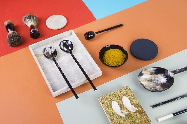 L'Indochineur Paris Hanoï Cubiertos de ensalada Cubiertos Cubertería  |