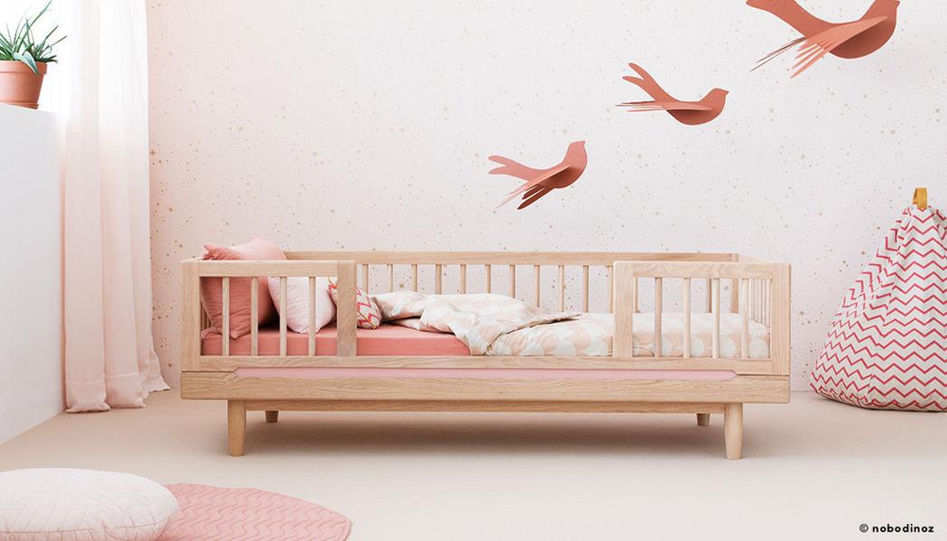 NOBODINOZ Cama para niño Dormitorio infantil El mundo del niño  |