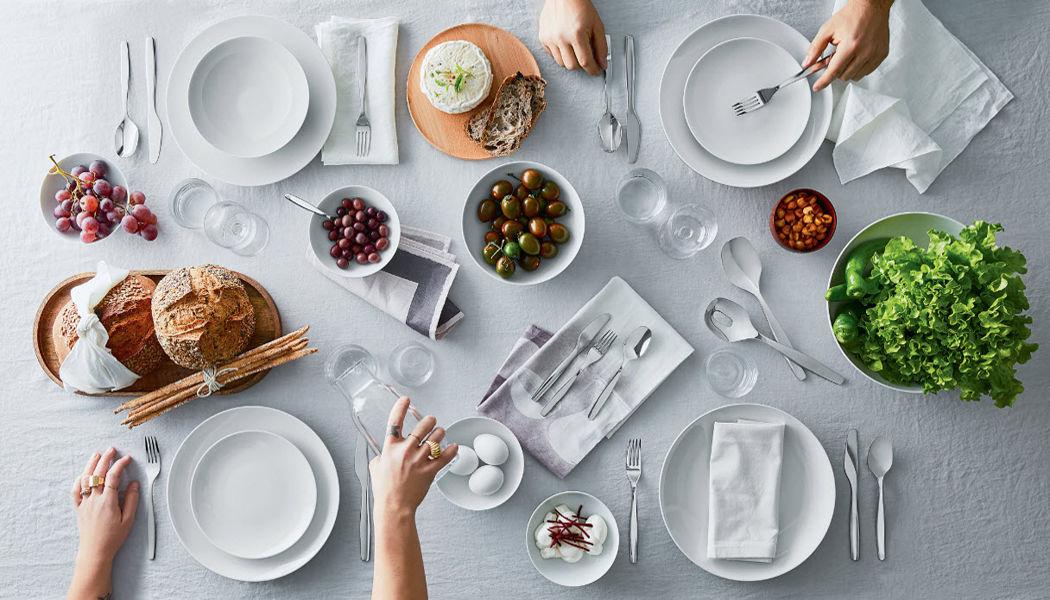 Alessi Cubiertos de mesa Cubiertos Cubertería Comedor | Design Contemporáneo