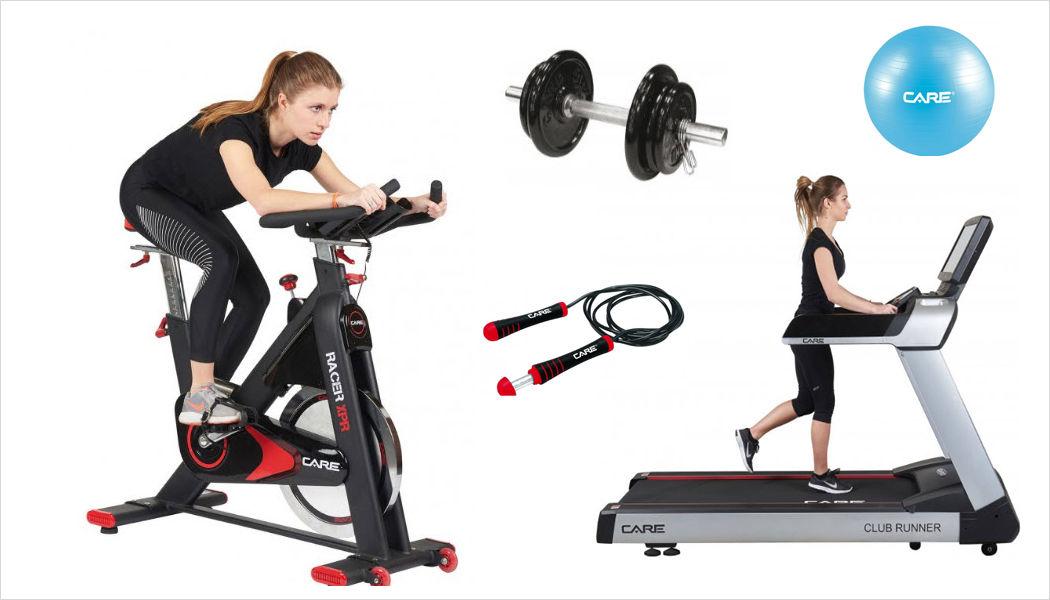 CARE FITNEss Cinta para correr Máquinas de gimnasia varias Fitness Dormitorio | Design Contemporáneo