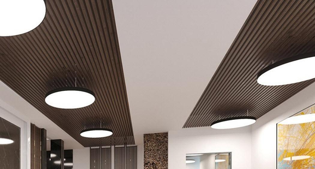 COOL EDGE LIGHTING Plafón para despacho Luminarias suspendidas Iluminación Interior  |