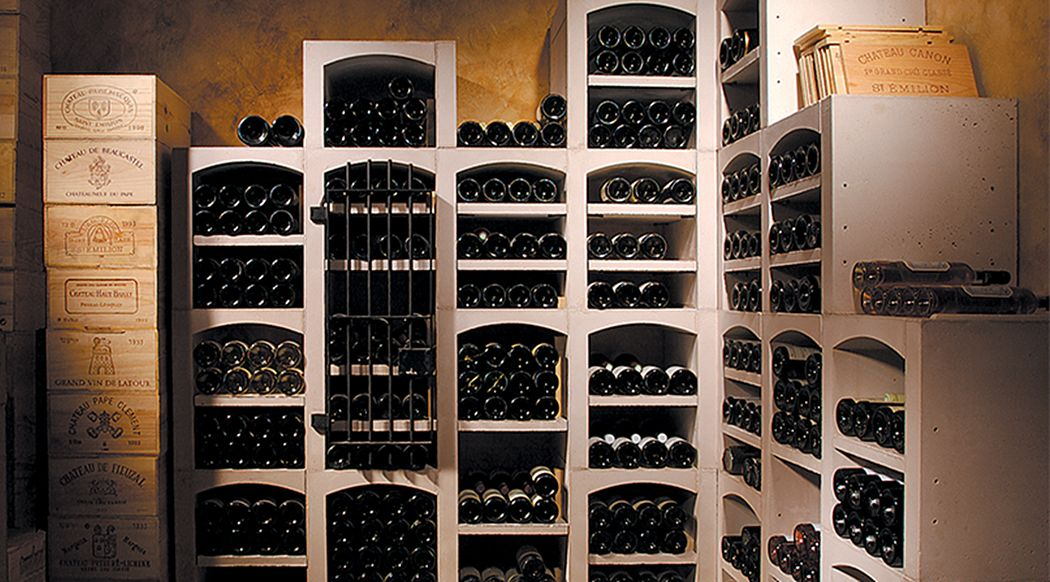 Vinis Casillero de vino Bodega Equipo para la casa  |