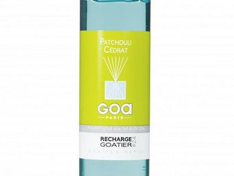 CLEM - recharge pour diffuseur de parfum patchouli cédrat - Esencia Perfumada