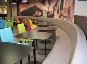 SKa France - Banco de restaurante