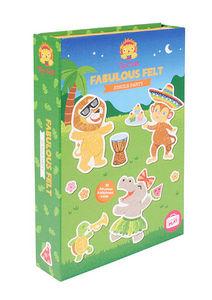 BERTOY - fabulous felt jungle party - Juegos Educativos