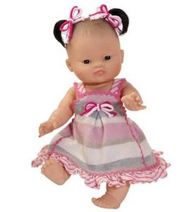 Vestido de muñeca