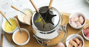 Beka Cookware Juego de fondue