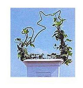 Plantilla para plantas trepadoras de exterior