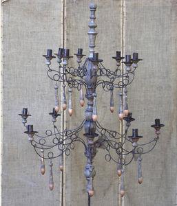 Lámpara de pie-MERCI LOUIS-Virevolte