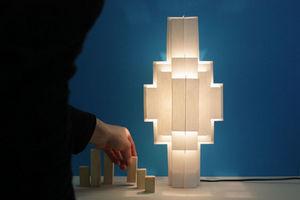 WELL WELL DESIGNERS - monumento - Lámpara De Sobremesa