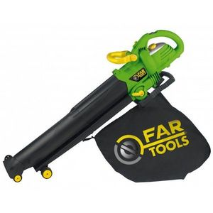 FARTOOLS - souffleur aspirateur broyeur 2600 watts fartools - Aspirador Soplador Triturador