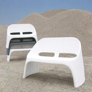 Mathi Design - banc slide amélie duetto - Banco De Jardín