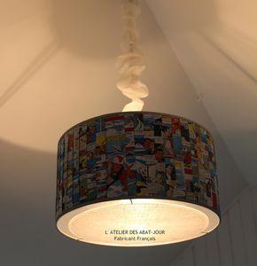 L'ATELIER DES ABAT-JOUR -  - Lámpara Colgante
