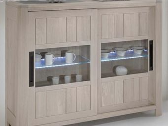 Ateliers De Langres - meuble d'appui deauvil - Aparador Alto