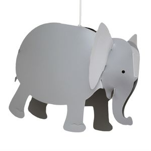 Rosemonde et michel  COUDERT - elephant - Lámpara Colgante Para Niño