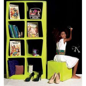 Mathi Design - bibliothèque cubic - Biblioteca