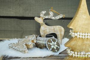 DEKORATIEF - my deer - Decoración De Árbol De Navidad