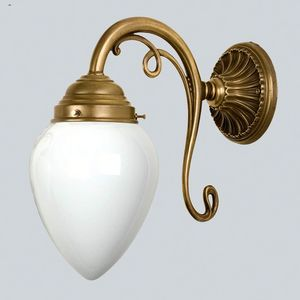 Berliner Messinglampen -  - Lámpara De Pared