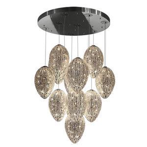 ALAN MIZRAHI LIGHTING - am6801 arabesque egg - Araña