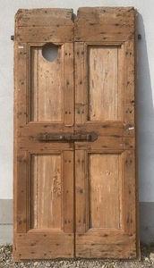 ANTICHITA MOGLIA -  - Puerta Batiente Doble