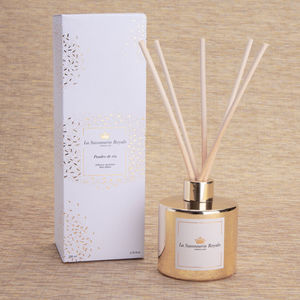 LA SAVONNERIE ROYALE - poudre de riz__ - Difusor De Perfume