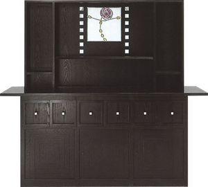 Classic Design Italia - basset-lowke buffet - Mesa Auxiliar De Office