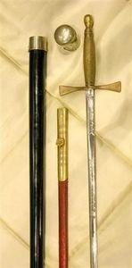 Antiquités Jantzen -  - Bastón Espada
