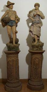 ARS ANTIQUA -  - Estatua