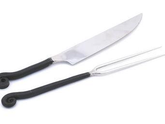 Asiatica -  - Tenedor Bayoneta Tenedor Asador
