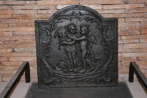 Materiaux Anciens Labrouche Fils -  - Placa De Chimenea