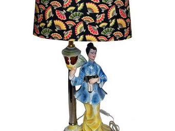 ANDREA DALL' OLIO -  - Lámpara De Sobremesa