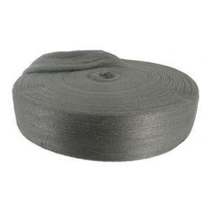 FERRURES ET PATINES - laine d'acier 4x0 rouleau 1kg - Estropajo Metálico