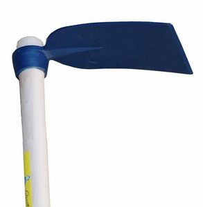 Outils Perrin - houe standard panne et fourche en acier et bois 10 -
