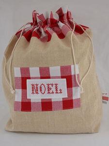 L'atelier de véro - grand sac à cadeaux - Bolsa Para Los Juguetes